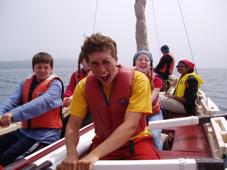 Wild Rowing