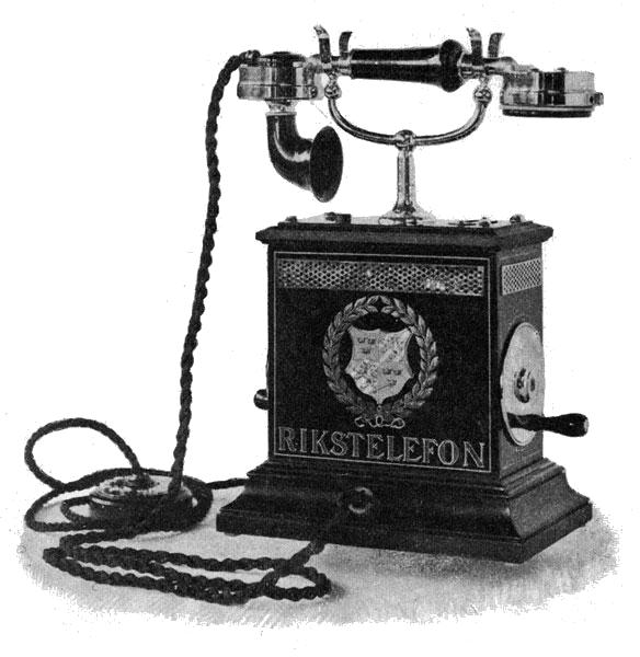 Beautiful Telephone